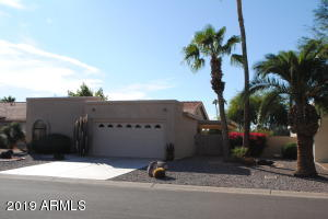 25814 S BOXWOOD Drive, Sun Lakes, AZ 85248
