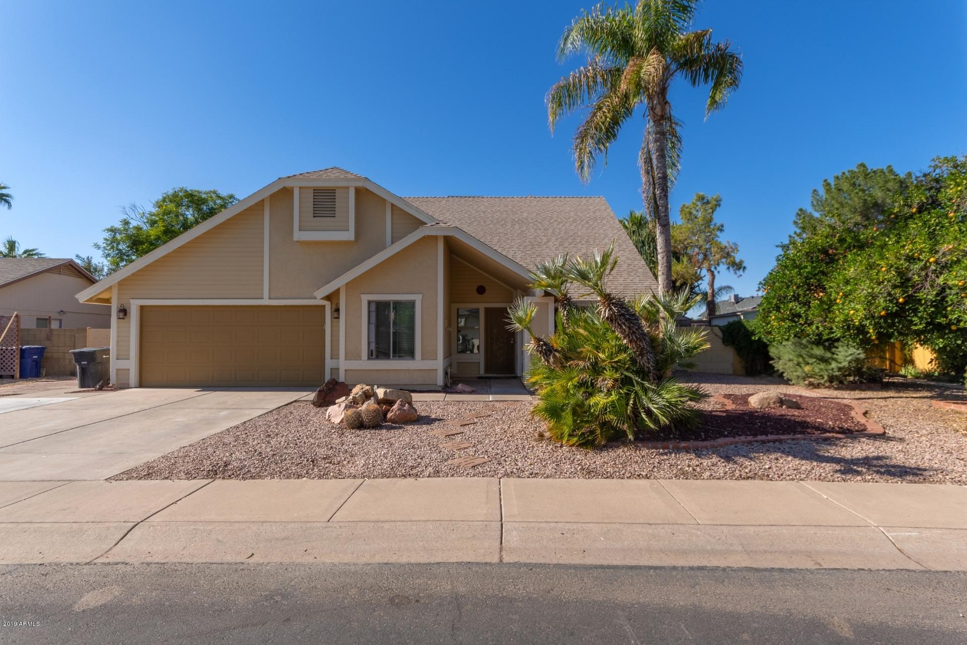 Photo of 352 S CATHY Court, Chandler, AZ 85226