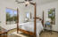 A sophisticated one bedroom one bathroom guest home and more...