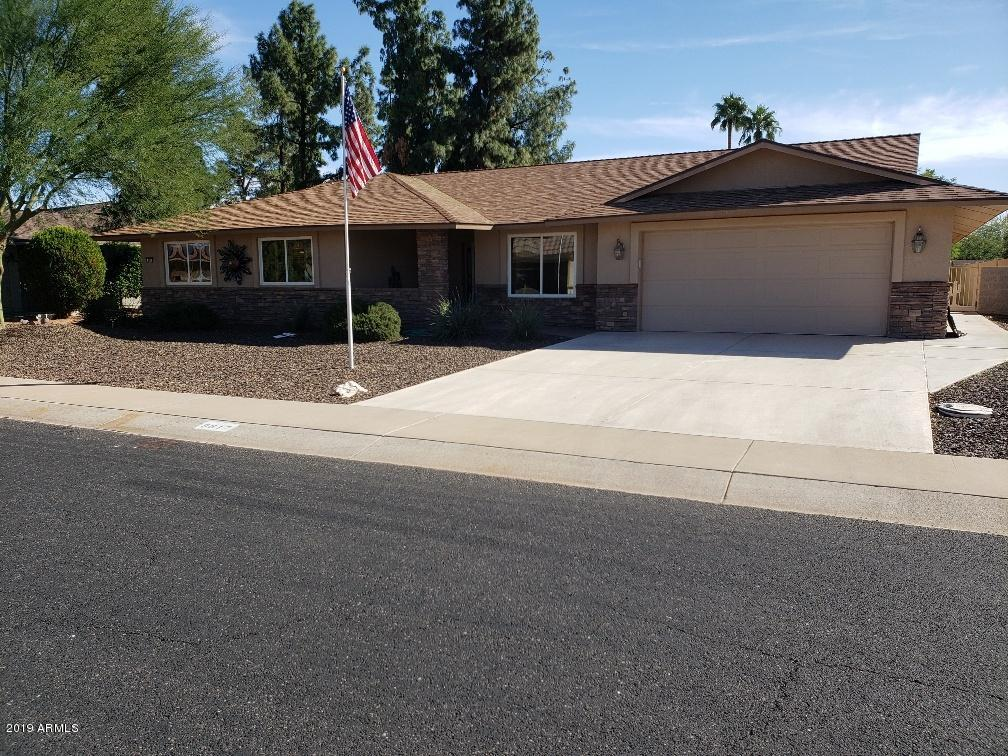 Photo of 9617 W COTTONWOOD Drive, Sun City, AZ 85373