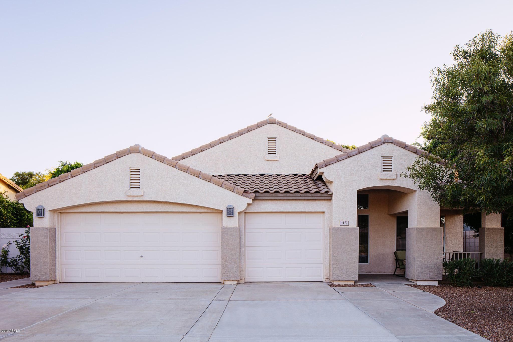 Photo of 1177 E TYSON Street, Gilbert, AZ 85295