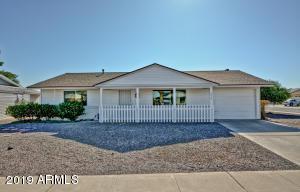 10405 W ANDOVER Avenue, Sun City, AZ 85351