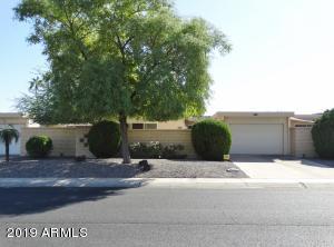 9803 W LANCASTER Drive, Sun City, AZ 85351