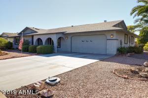 10343 W WILLOW CREEK Circle, Sun City, AZ 85373