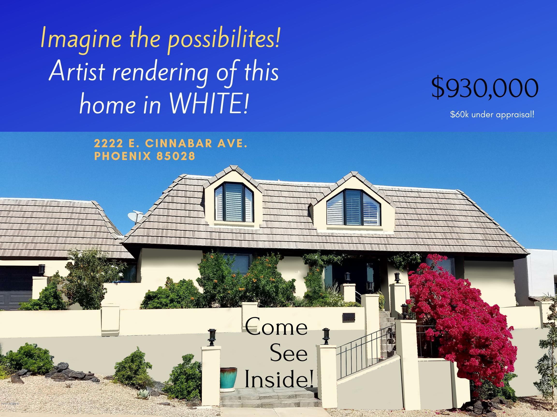 Photo of 2222 E CINNABAR Avenue, Phoenix, AZ 85028