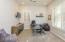 Downstairs office/den