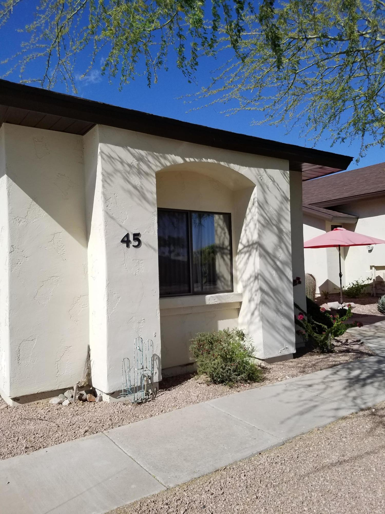 Photo of 5518 E Lindstrom Lane #45, Mesa, AZ 85215