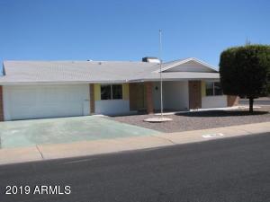 10551 W PRAIRIE HILLS Circle, Sun City, AZ 85351
