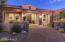 Located in the gated community of Los Gatos and situated on a winding paver driveway wrapped in 2.5 acres of blooming desert flora, this property is the epitome of North Scottsdale lifestyle