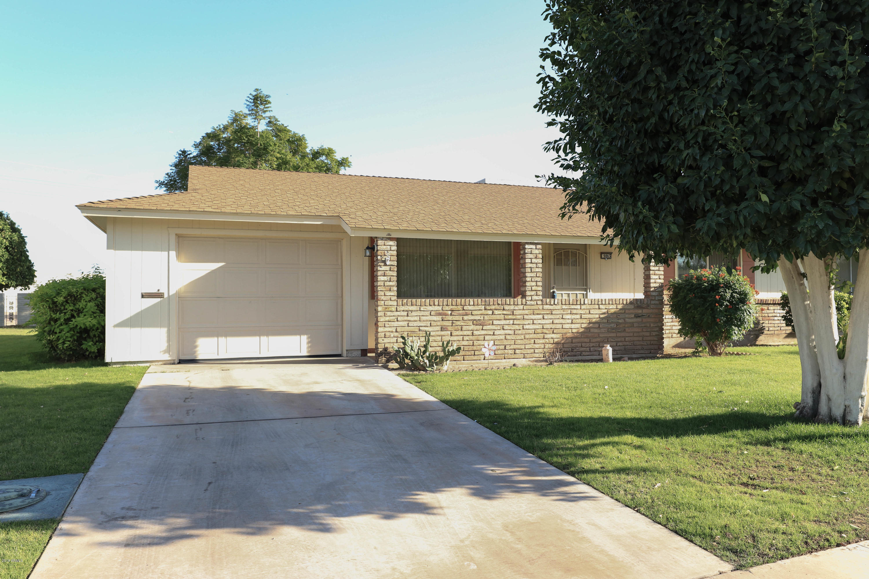 Photo of 9863 N BALBOA Drive, Sun City, AZ 85351
