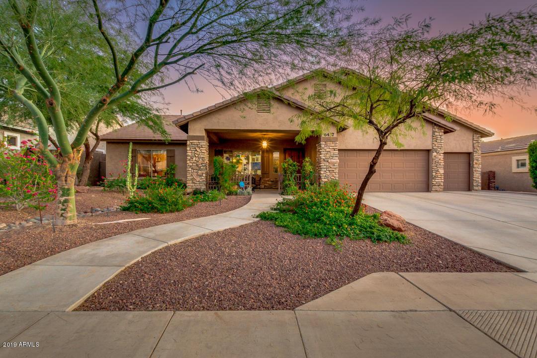 Photo of 6437 E ODESSA Street, Mesa, AZ 85215