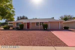 10925 W GREER Avenue, Sun City, AZ 85351