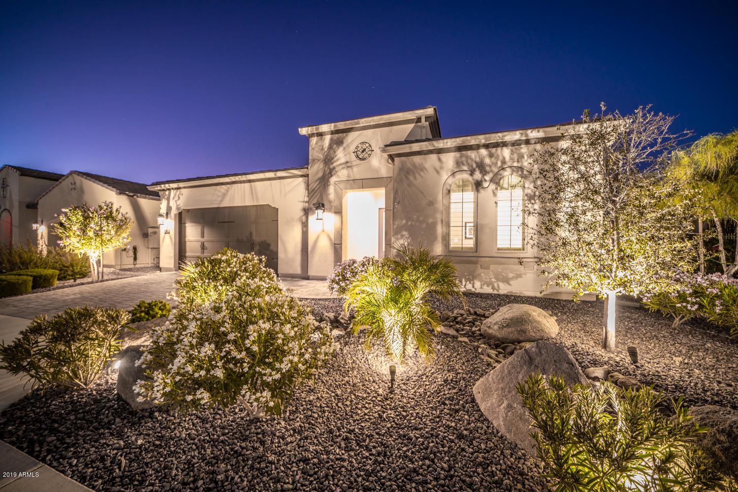 Photo of 168 E ALCATARA Avenue, Queen Creek, AZ 85140