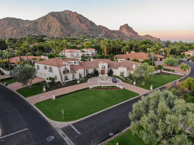 Photo of 6101 E NAUMANN Drive, Paradise Valley, AZ 85253