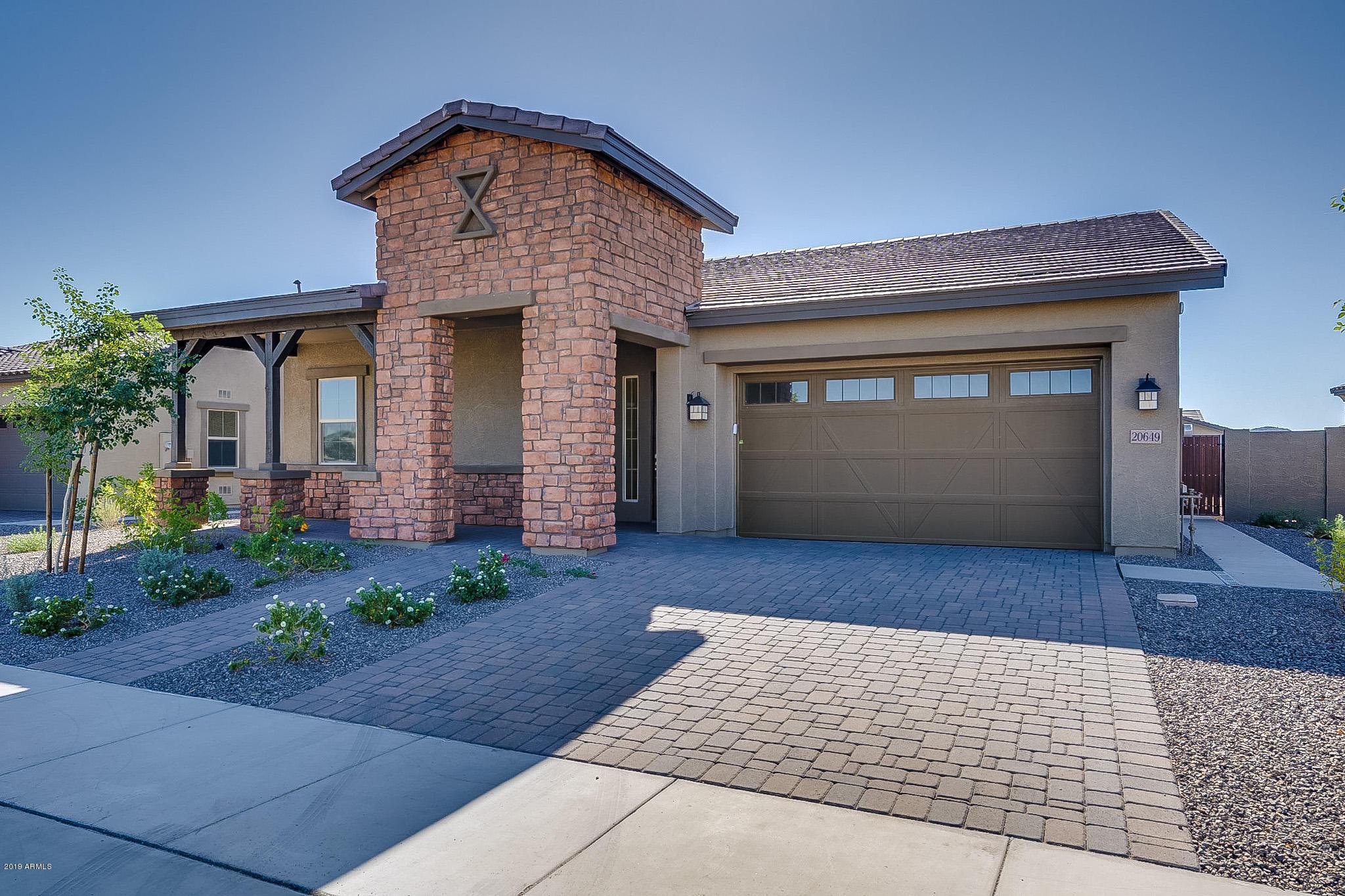 Photo of 20649 W CLEARSTREAM Drive, Buckeye, AZ 85396