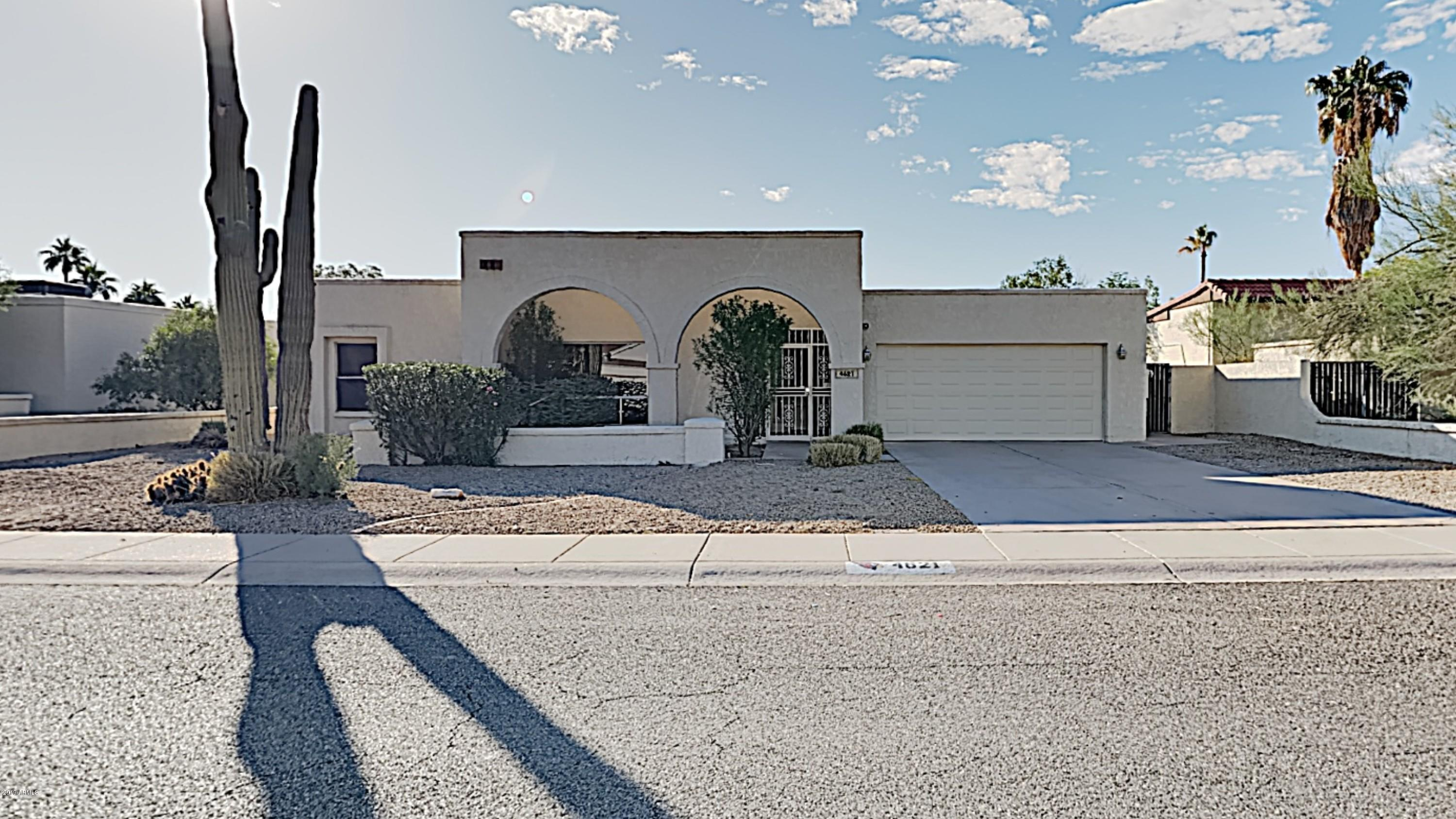 Photo of 4621 E SUNRISE Drive, Phoenix, AZ 85044