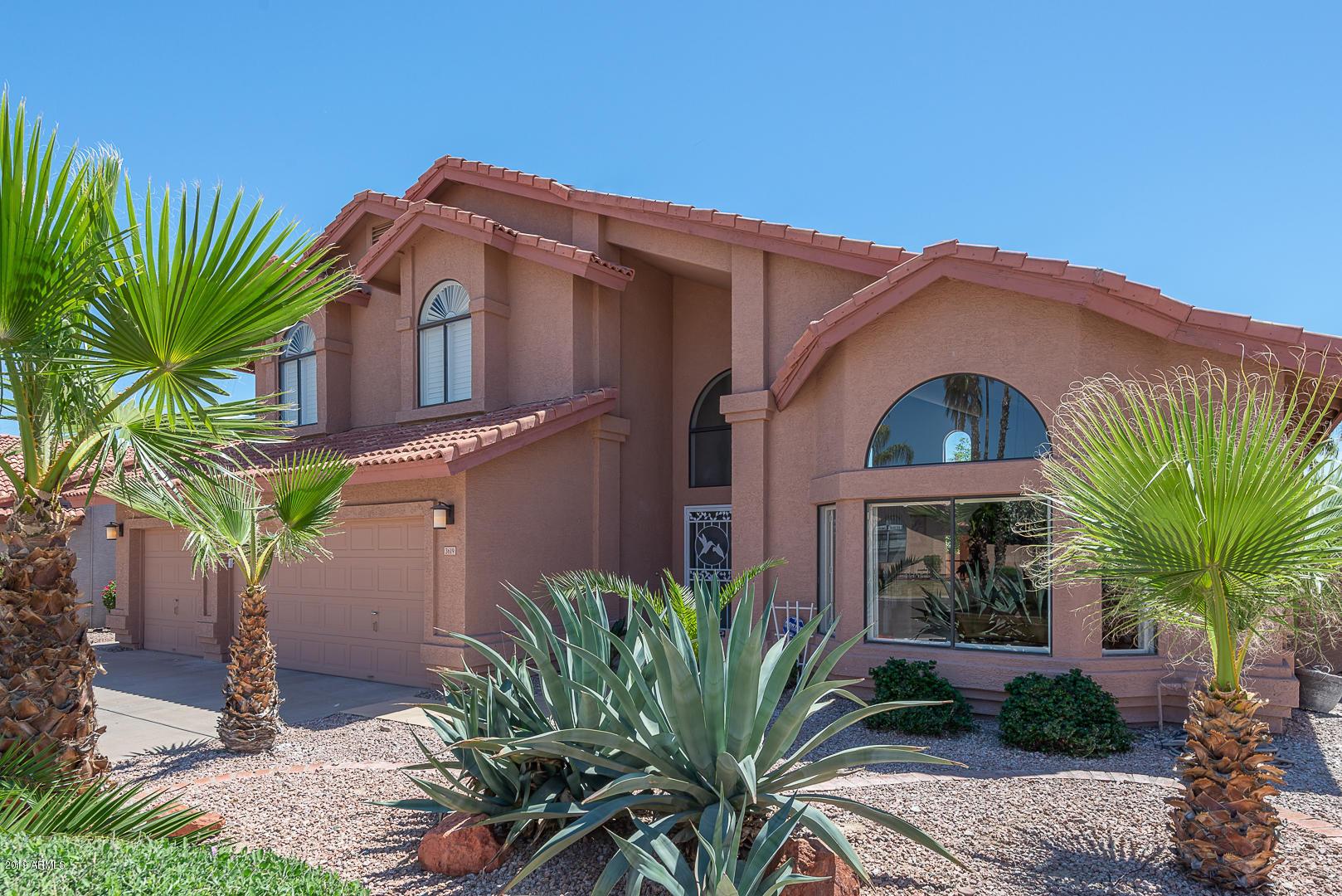 Photo of 3619 E DESERT FLOWER Lane, Phoenix, AZ 85044