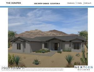 6436 E Mark Lane, Lot 2, Cave Creek, AZ 85331