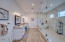 The master bathroom is nothing short of a masterpiece!