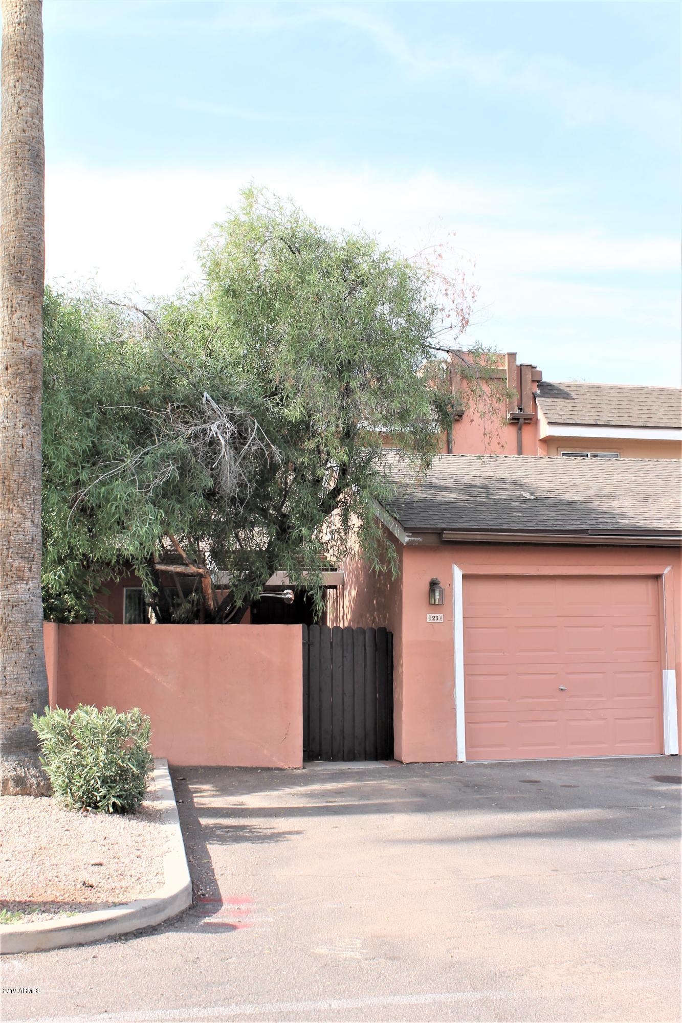 Photo of 2312 W LINDNER Avenue #23, Mesa, AZ 85202