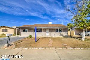 4340 W SIERRA Street, Glendale, AZ 85304