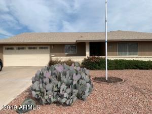 10402 W CINNEBAR Avenue, Sun City, AZ 85351