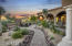 """This backyard oasis is low maintenance and perfect for a """"lock and leave"""" lifestyle."""
