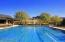 Community amenities include a lap pool as well as children's play pool.