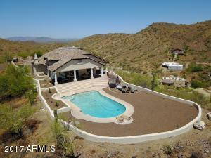 Last mountain top home built in the valley!