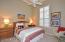 Shares a Jack-N-Jill bath with Bedroom 2
