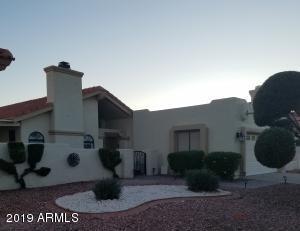 10529 E ELMHURST Drive, Sun Lakes, AZ 85248