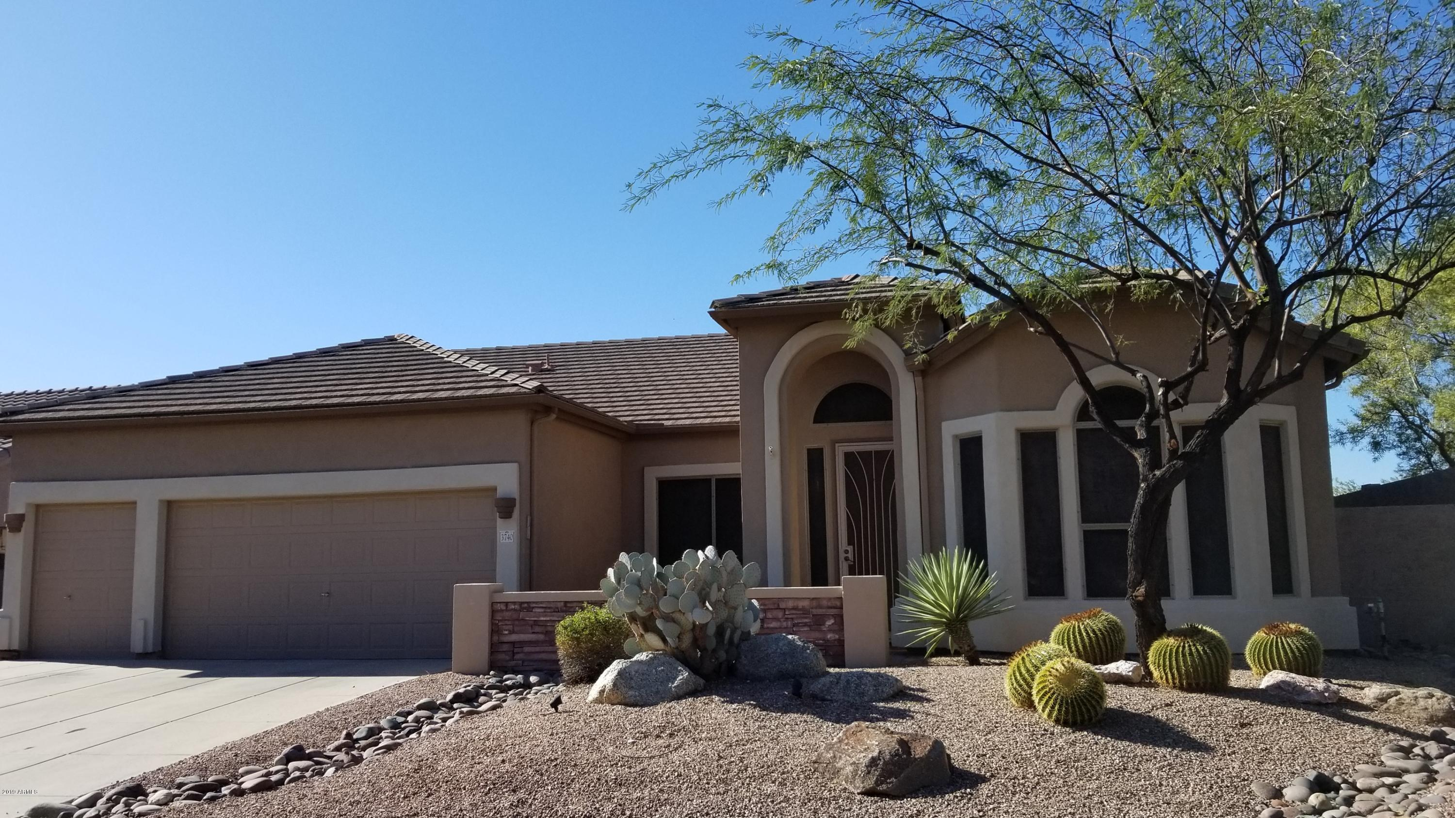Photo of 3740 N LADERA Circle, Mesa, AZ 85207