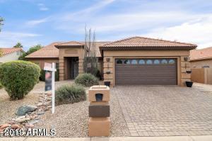 11127 E Bellflower Court, Sun Lakes, AZ 85248