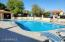 Wonderful Community pool and spa with his/hers change rooms/spas !