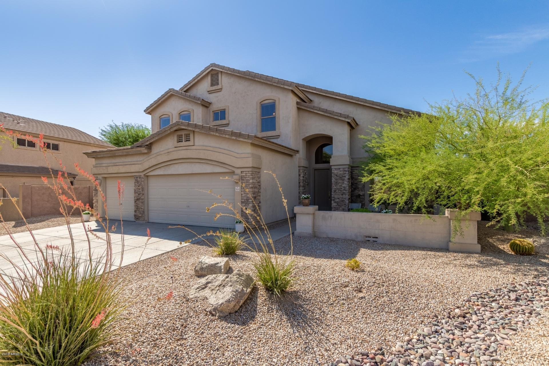 Photo of 3604 N CANYON WASH Circle, Mesa, AZ 85207