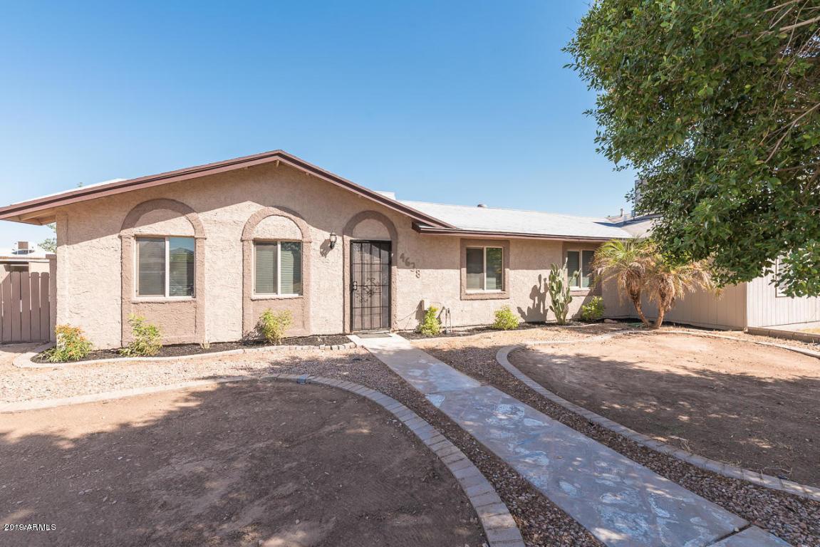 Photo of 4638 E LA SALLE Street, Phoenix, AZ 85040