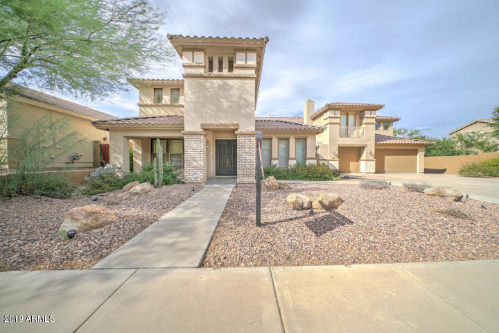 Photo of 3602 W Hidden Mountain Lane, Phoenix, AZ 85086
