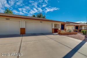 2105 S ZINNIA Avenue, 464, Mesa, AZ 85209