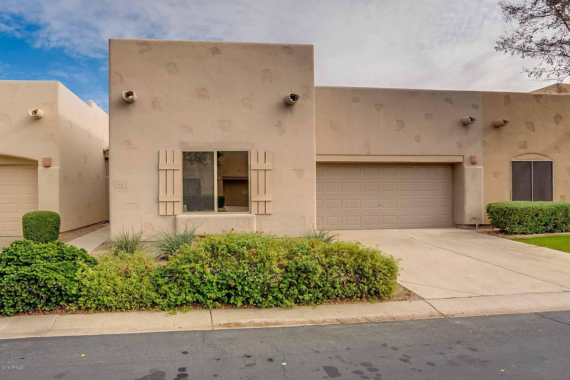 Photo of 440 S VAL VISTA Drive #71, Mesa, AZ 85204