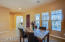 Home features 10' ceilings and tall 8' interior doors.