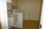 Utility room off kitchen