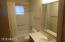 Guest bath, hallway