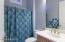 Hall Bath for Bedroom 4