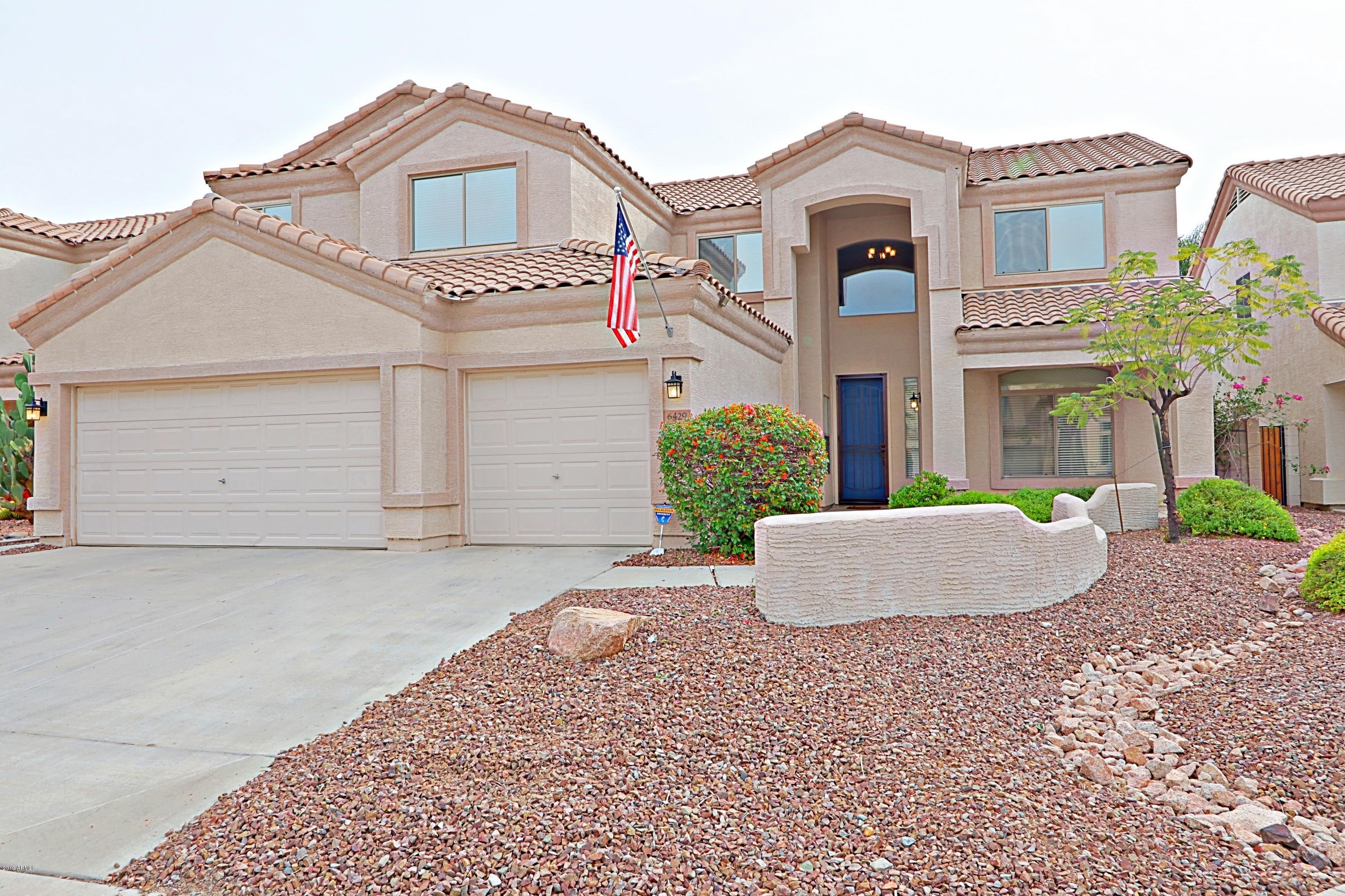 Photo of 6429 W HACKAMORE Drive, Phoenix, AZ 85083