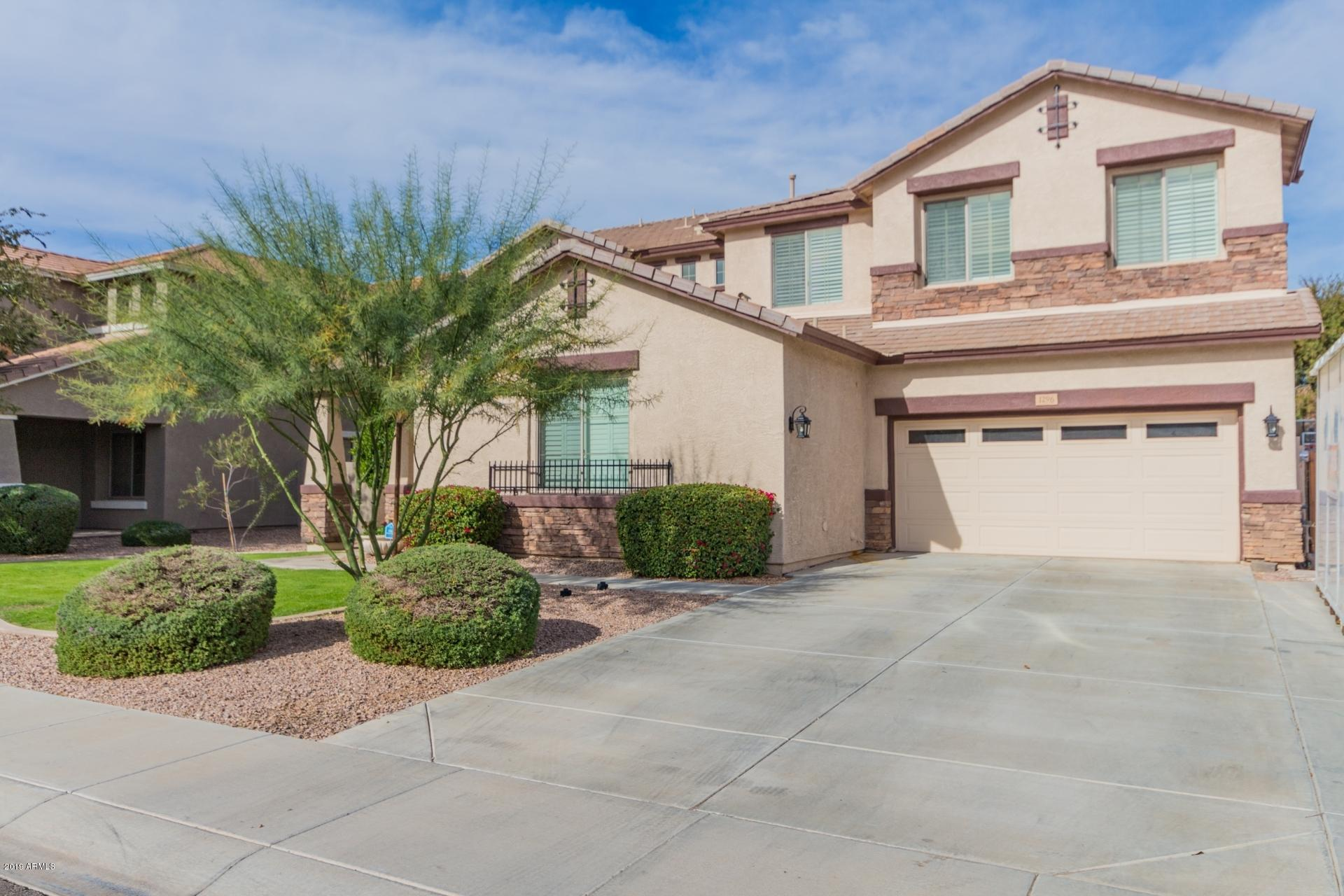 Photo of 1296 E BAUTISTA Road, Gilbert, AZ 85297