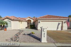 9514 E CHAMPAGNE Drive, Sun Lakes, AZ 85248