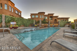 Gorgeous Community Pool...with Spa & BBQ area.