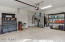 2 Car Garage w/ Epoxy Floors