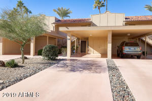 19842 N Star Ridge Dr in the Adult Community of Sun City West.