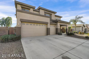 1895 E BARTLETT Place, Chandler, AZ 85249